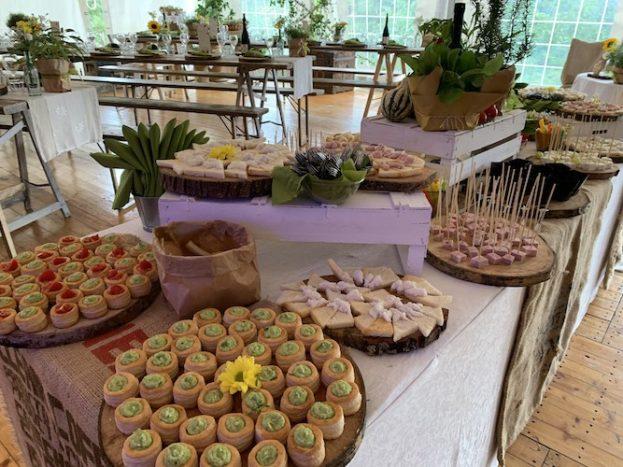 Piccolo buffet