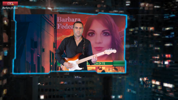 Alex Di Muccio chitarrista