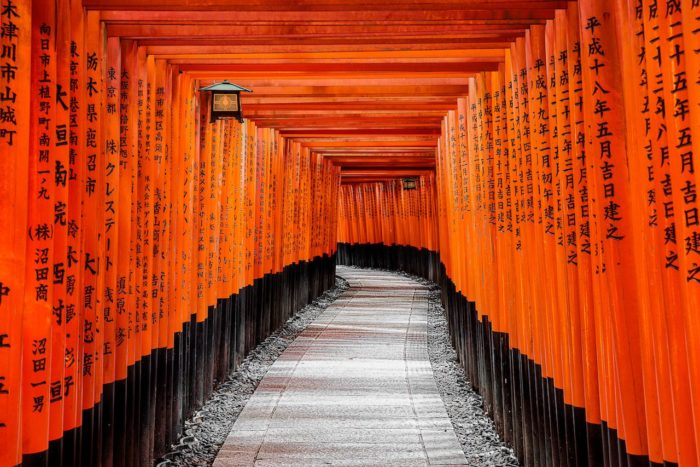 Fushimi-Inari-shrine