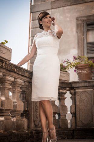 tubino sposa Bergamo