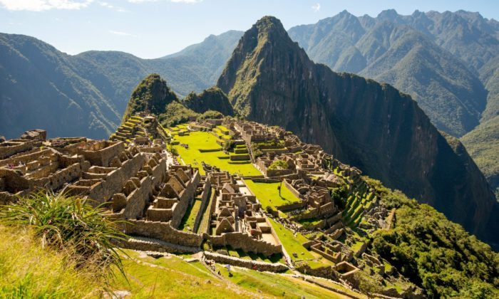Peru Machu-Picchu