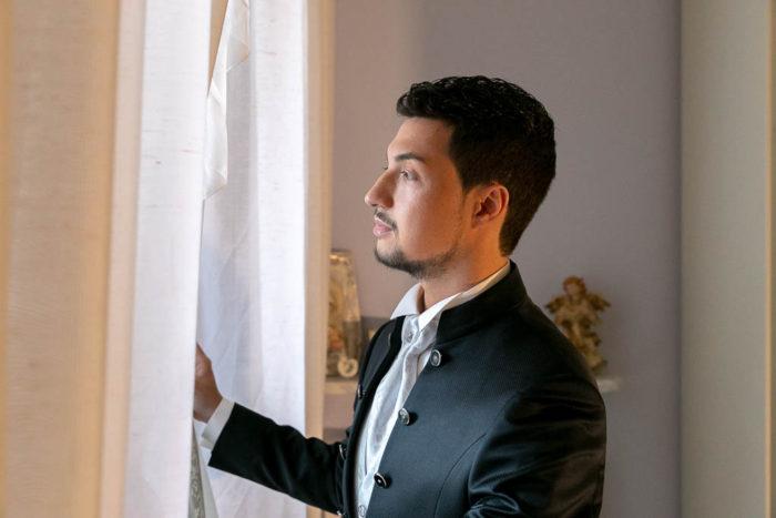 Vestito dello sposo