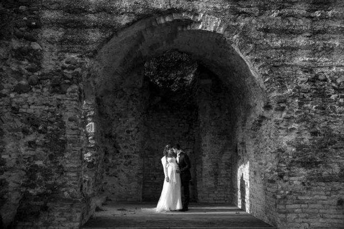Sposi a Cavriana, MN