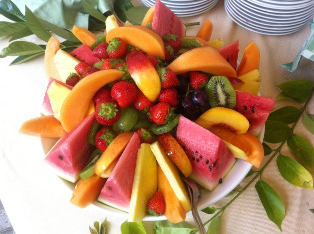 Trionfo di frutta