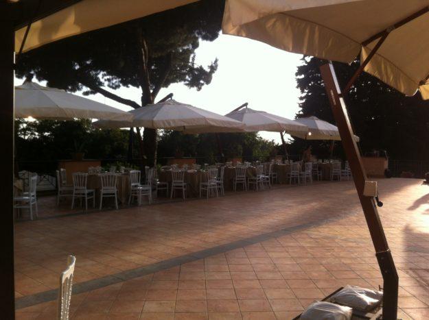 Terrazza Villa Icidia