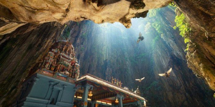 Le Batu Caves
