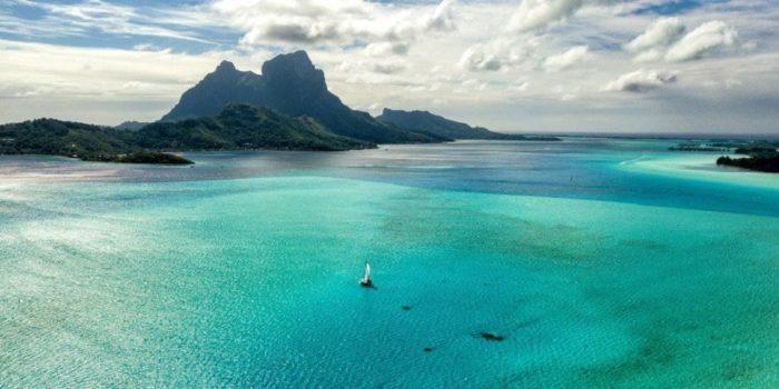 Magica Laguna di Bora Bora
