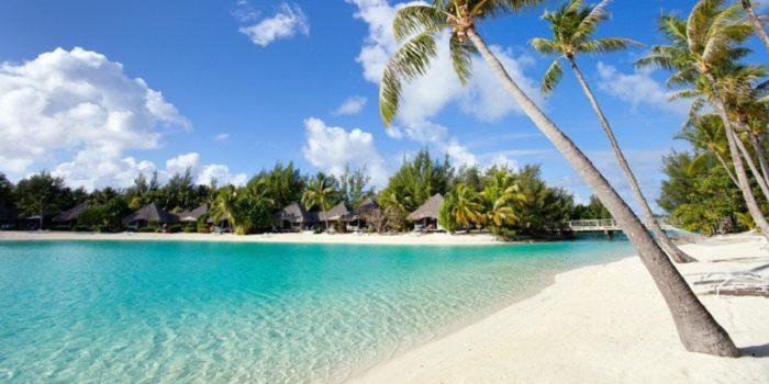 La laguna di  Bora Bora