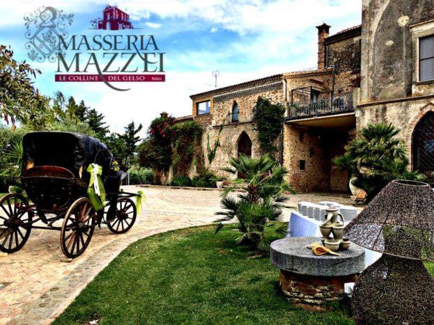 Esterno Masseria Mazzei