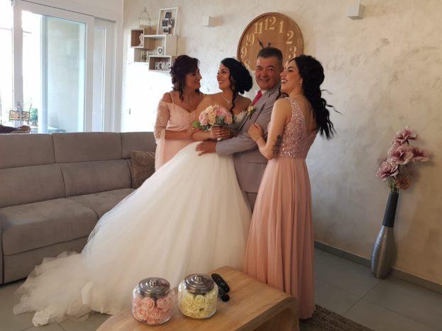 Sposa e famiglia