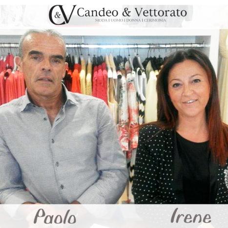 Paolo & Irene