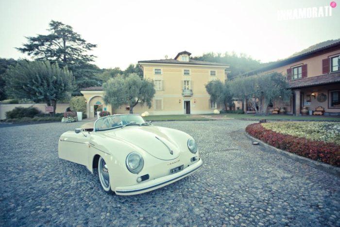 Parcheggio peerfetto, Porsche
