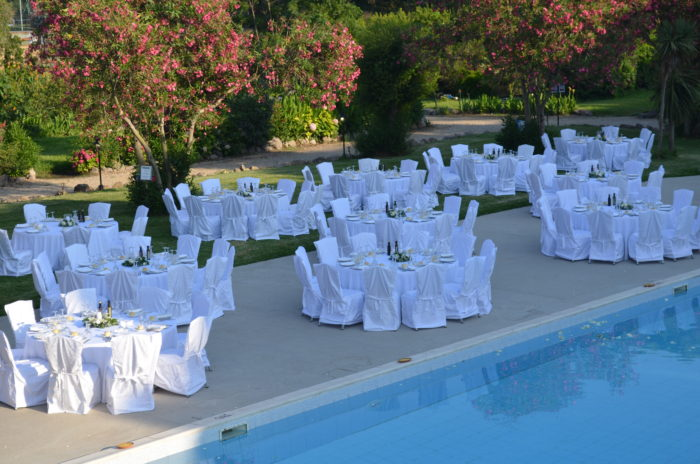wedding mirtillo pool