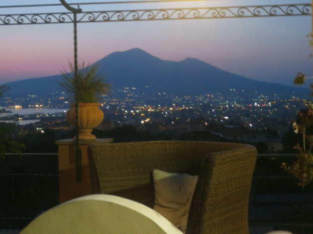 Tramonto dal roof top