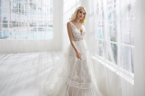 abito sposa bohemièn