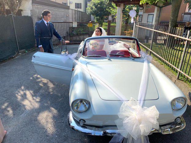 Partenza sposa in Floride