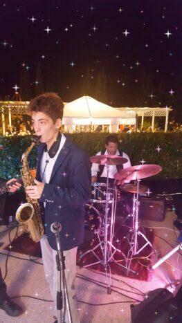 Sax & Drum