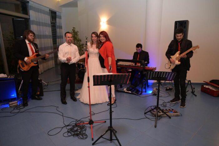 Gli Sposi e La Band