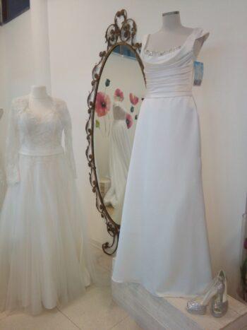 abito sposa scivolato
