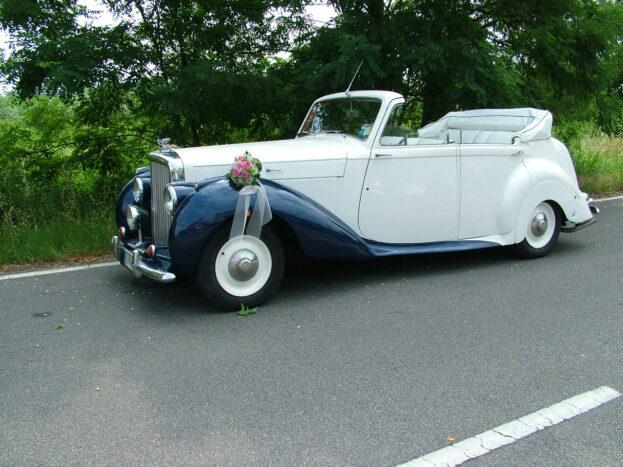 Bentley MK VI cabrio