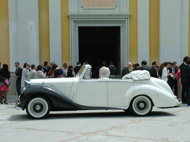 Bentley R-Type cabrio