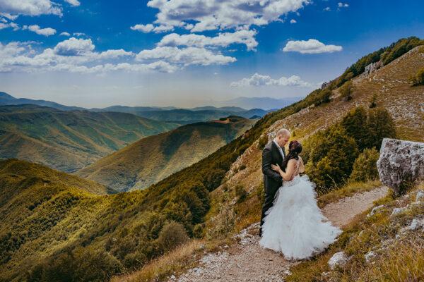 foto matrimonio monte livata