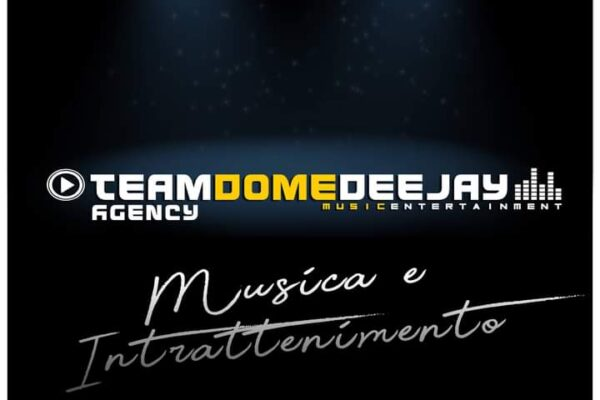 Logo agenzia TeamDOMEdeejay