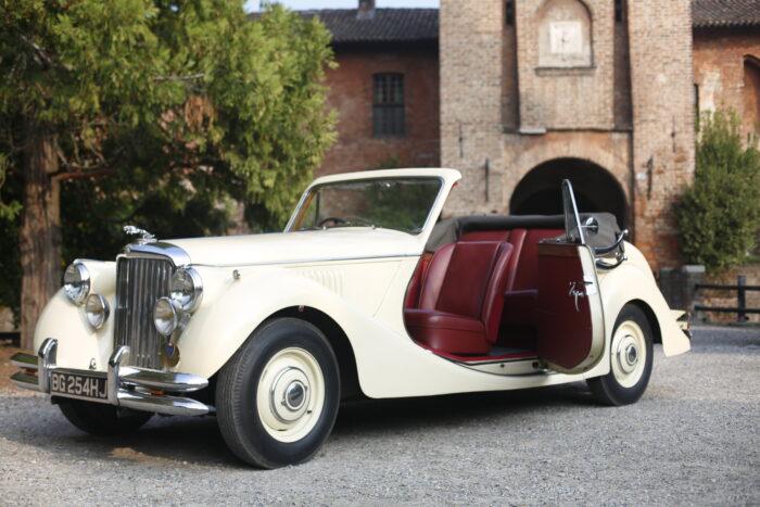 Jaguar MKV cabrio