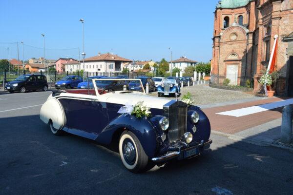 Rolls-Royce DHC cabrio