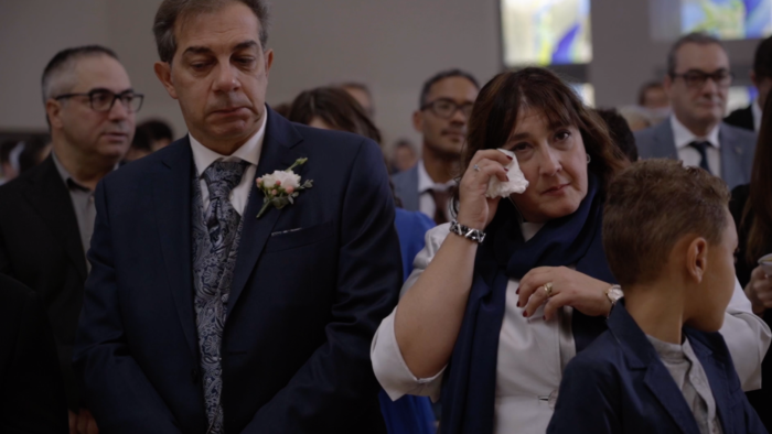 la mamma dello sposo