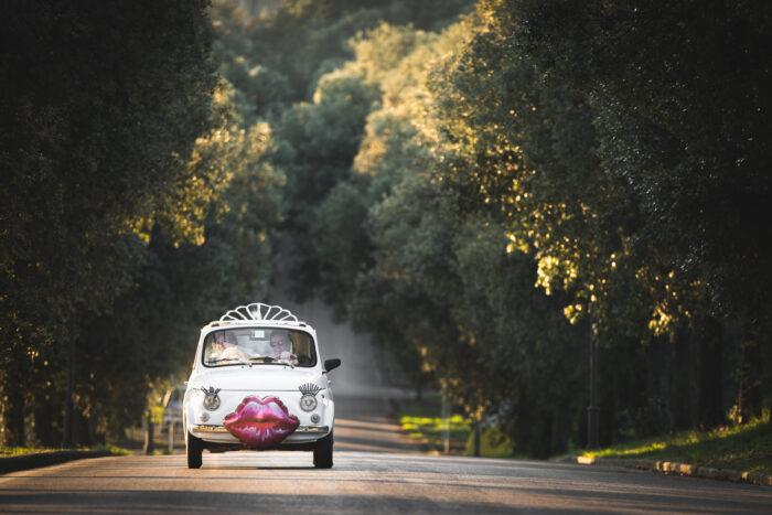 Matrimonio Fiat 500