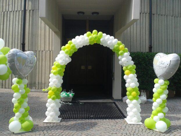 allestimento balloons