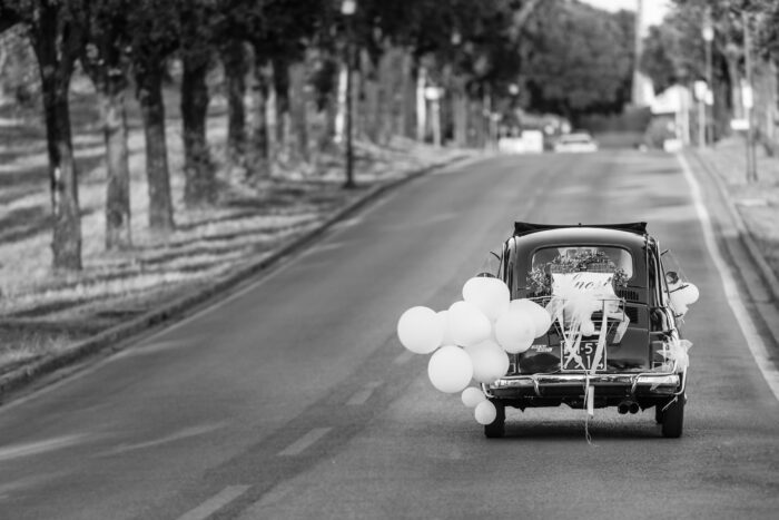 Matrimonio Fiat 500 Toscana