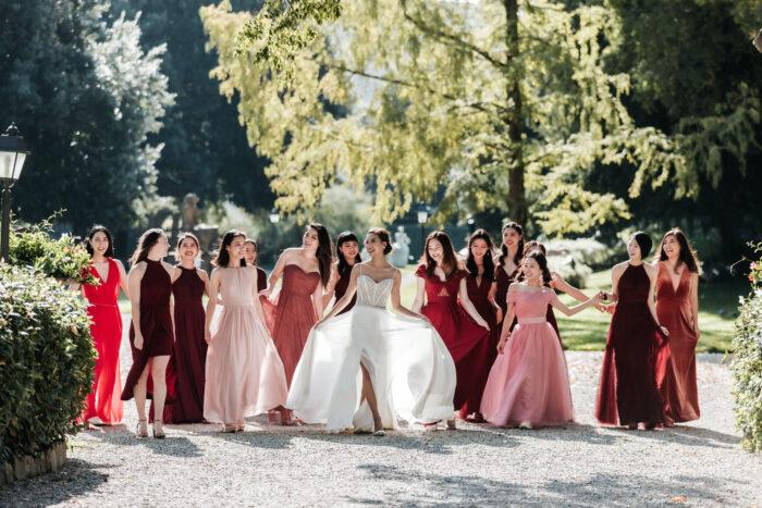Matrimonio Four Seasons
