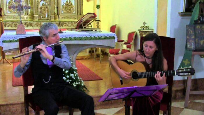 Chitarra & Flauto Traverso