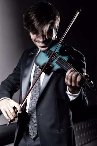 Violinista Uomo