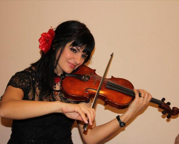 Violinista Donna