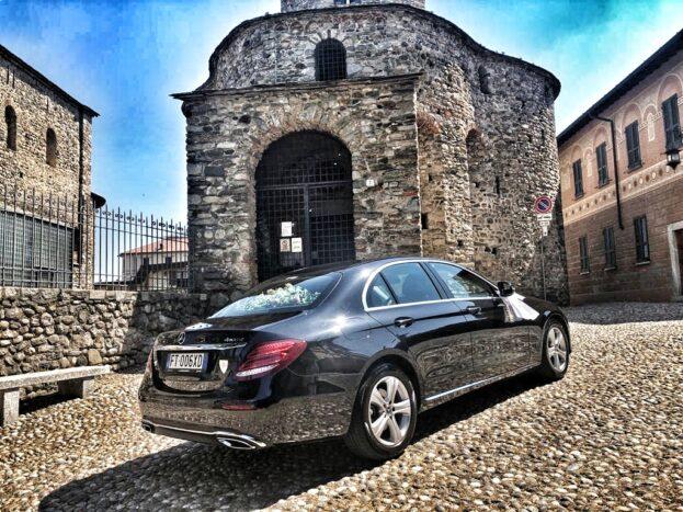 Mercedes E 250d 4M