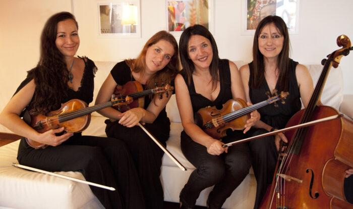 Quartetto d'Archi Donne