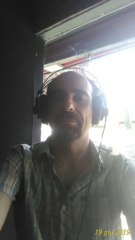 Live on Radio- Daniele Sechi