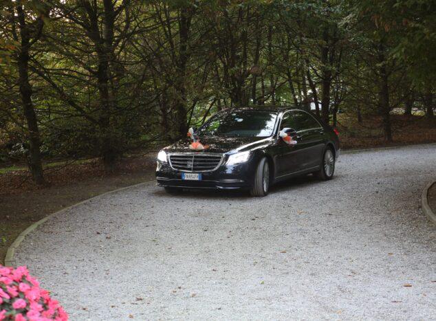 Mercedes S 350d 4M Long