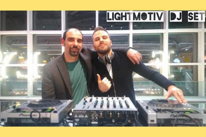 LIGHTMOTIV di set