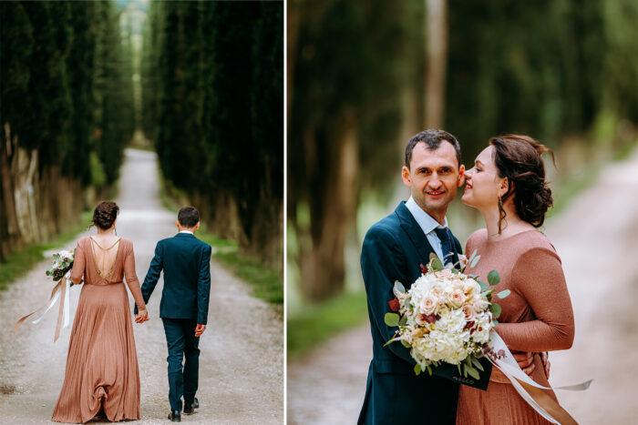 Fotografie matrimonio V&L