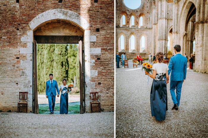 Fotografie matrimonio L&G