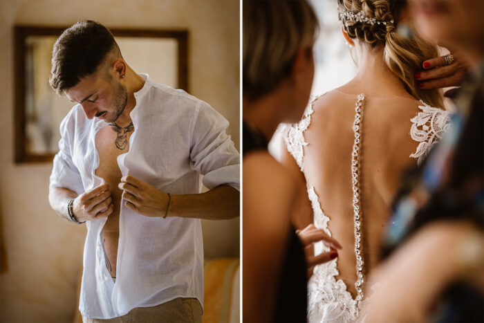 Fotografie matrimonio I&S